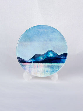 Ceramic Coaster, Mull