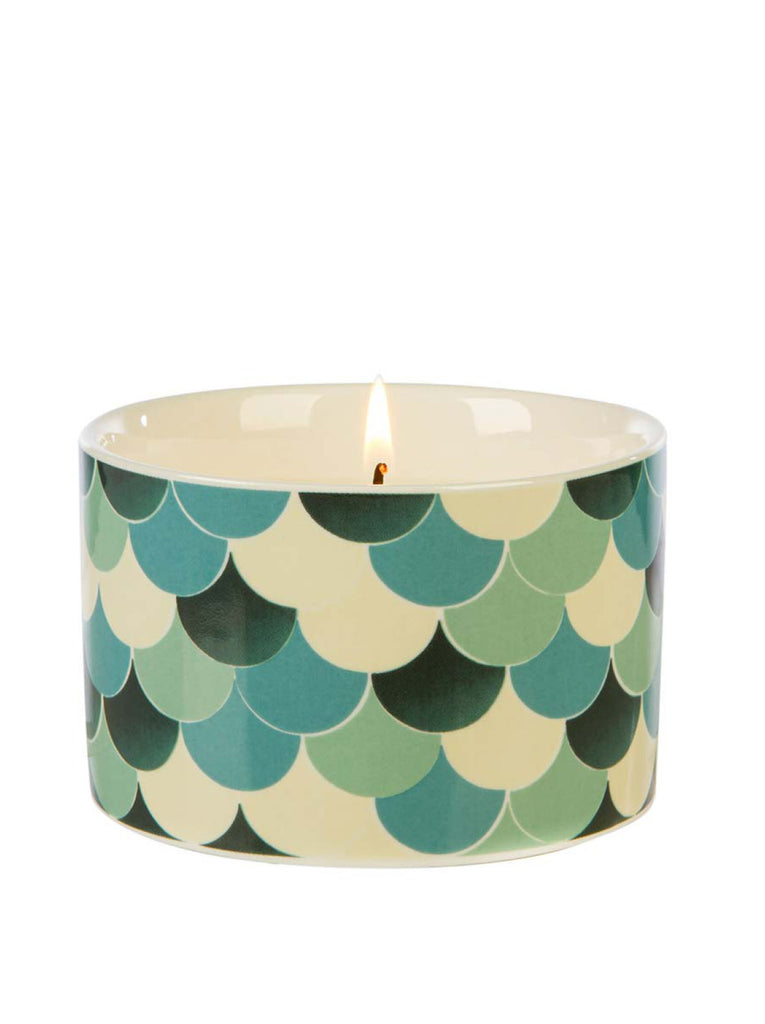 Green Tea and Bergamot Candle