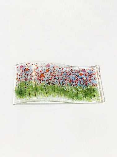 Meadow Fused Glass Art