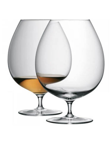 LSA Brandy Glasses