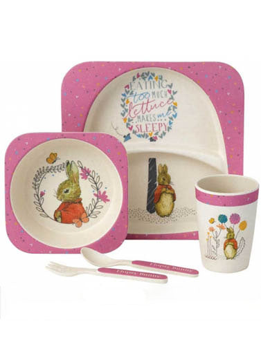 Peter Rabbit Kids Dining Set