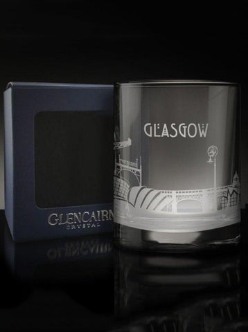 Glencairn Glasgow Skyline Glass