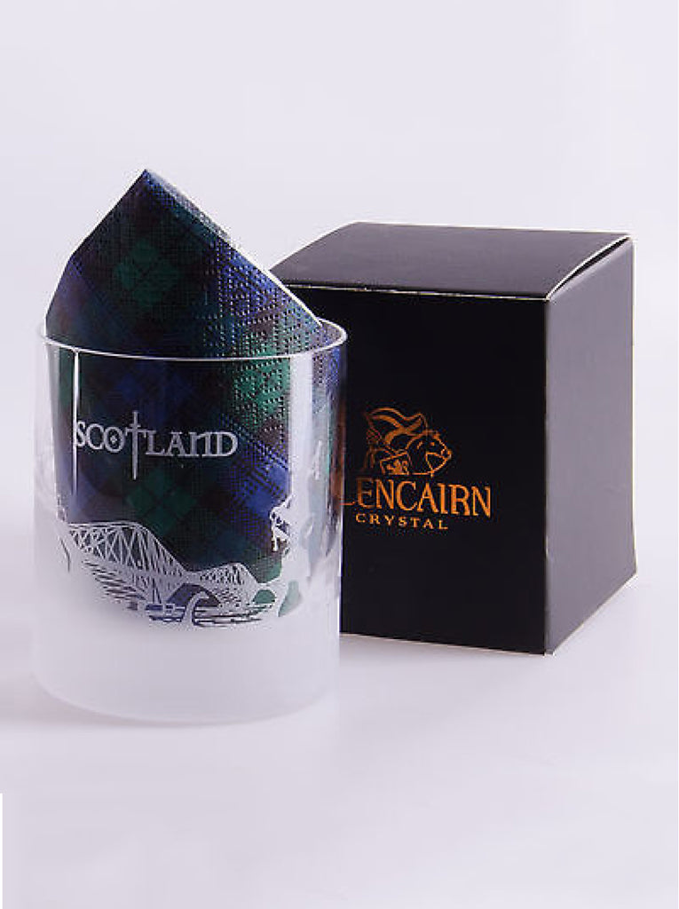 Glencairn Scotland Skyline Glass