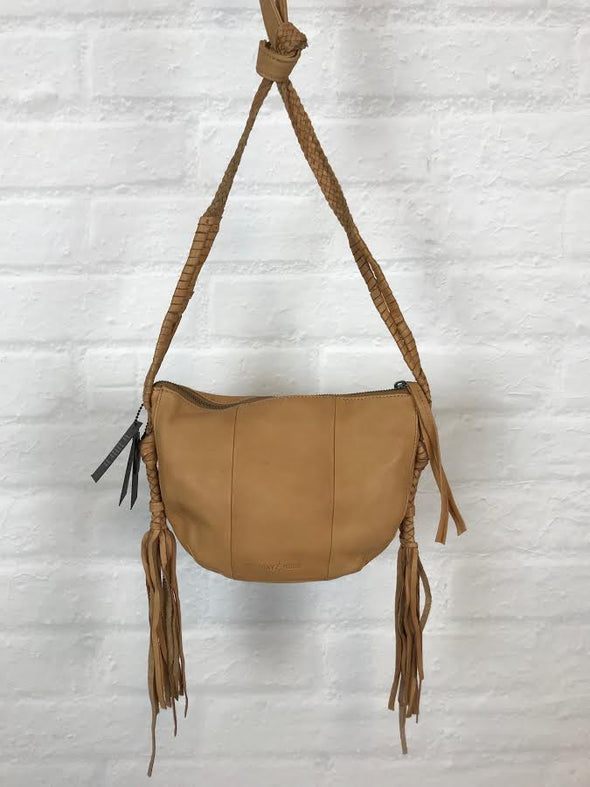 Day & Mood Elm Crossbody in Camel