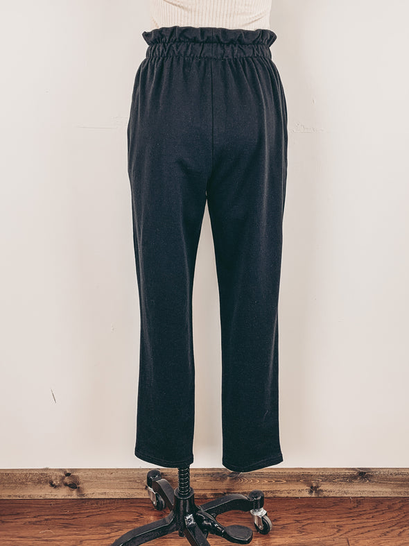 Z Supply Brixton Joggers in Black