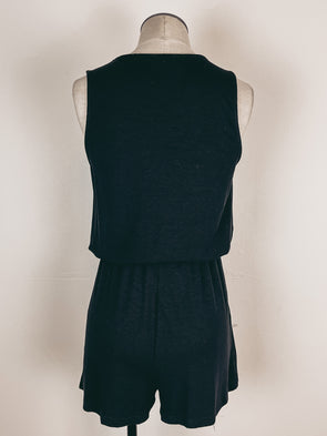 Double Hex Drop Earrings