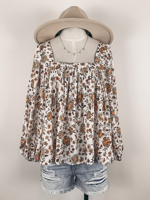 Dear John Brielle Top in Outdoor