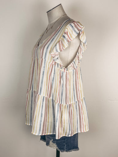Solid Joggers in Black