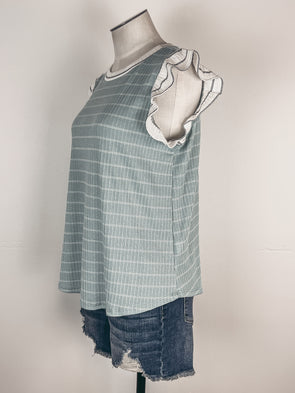 Melted Velvet Vintage Cloud French Terry Sweatshirt