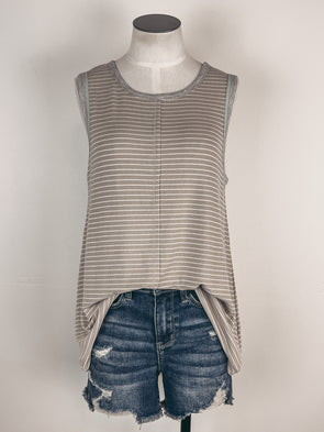 Melted Velvet Butterscotch Boyfriend Tee