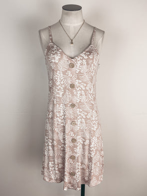 Veronica M Wide Leg Jumpsuit in Thailand Tropics