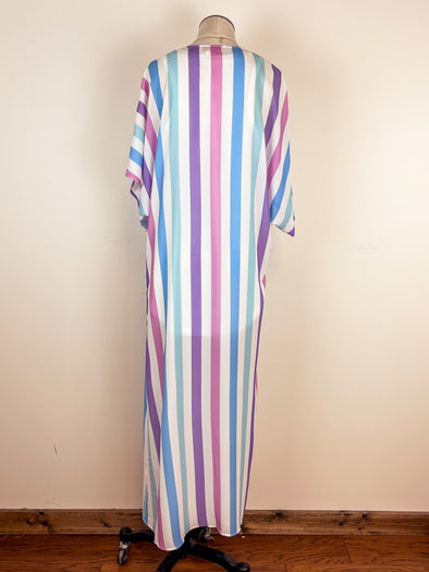 Z Supply Melina Rib Dress in Black