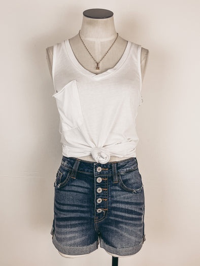 Dear John Harmoni Top in Butter