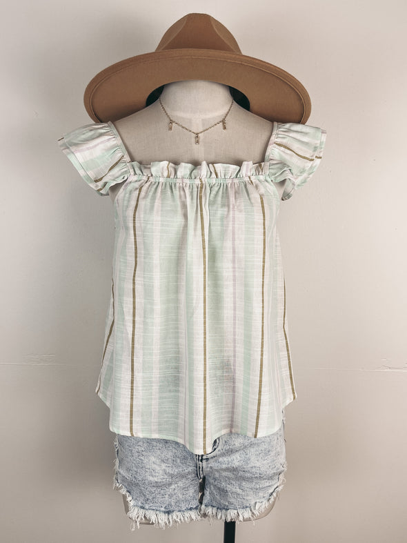 Tie Dyed French Terry Shorts