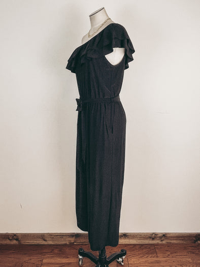 Over The Knee Suede Boots in Tan
