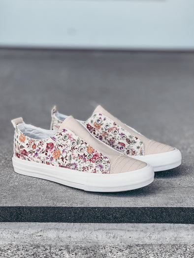 Gypsy Jazz Double Sided Sneaker in Pink