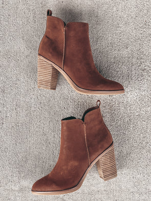 Chambray Button Tank