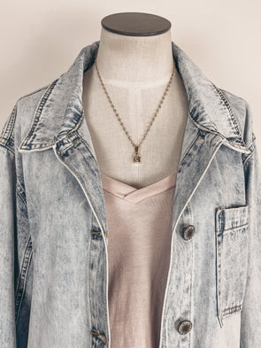 Lace Bralette in Black
