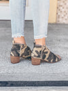 Very G Sunshine Heel in Camo