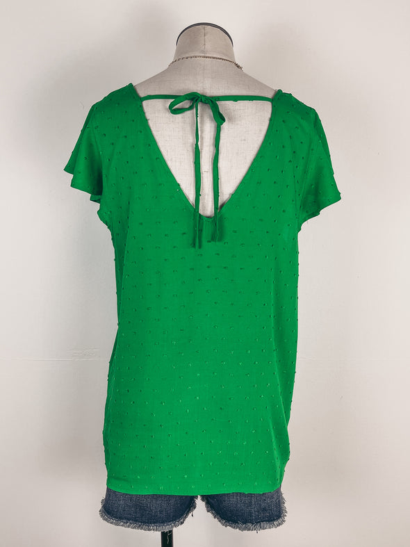 Striped Tee Shirt Dress in Taupe/Blue