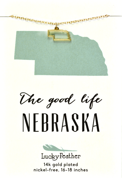 Lucky Feather Nebraska Love