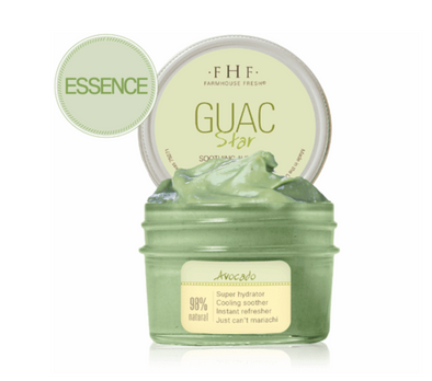 FarmHouse Fresh Guac Star Mask 3oz