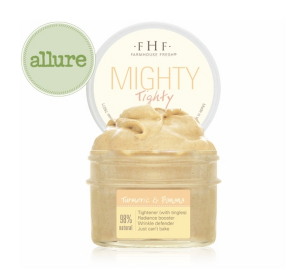 FarmHouse Fresh Mighty Tighty Turmeric & Banana Mask 3oz