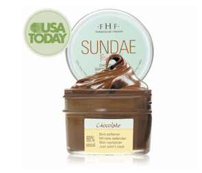 FarmHouse Fresh Sundae Best Chocolate Mask 3oz