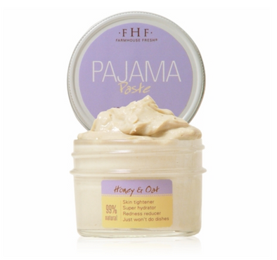 FarmHouse Fresh Pajama Paste Honey Oat Yogurt Mask 3oz