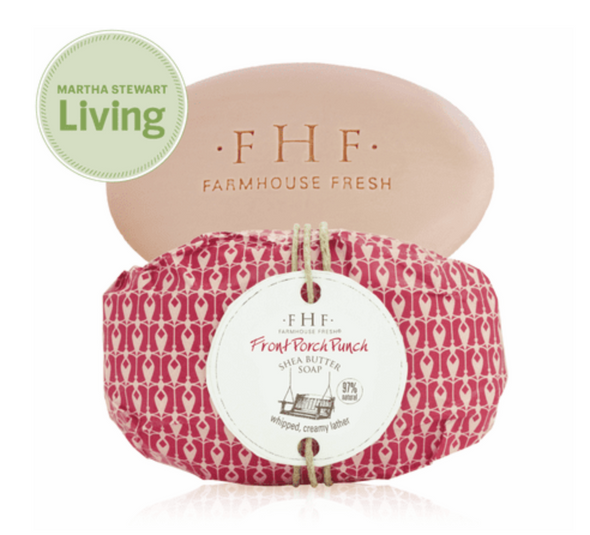 FarmHouse Fresh Front Porch Punch Shea Butter Soap 5.25oz