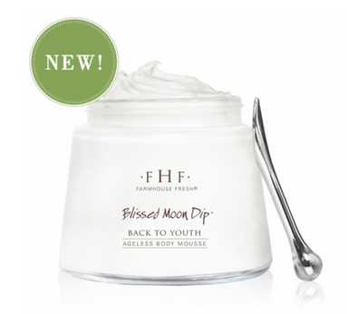 FarmHouse Fresh Blissed Dip Back to Youth Body Mousse 8oz