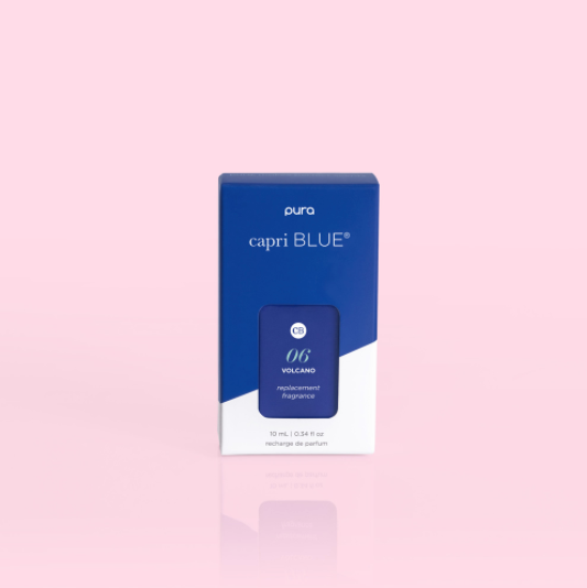 Capri Blue Pura Smart Home Diffuser Refills in Volcano