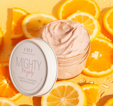 FarmHouse Fresh Mighty Brighty Vitamin C Brightening Mask 3oz