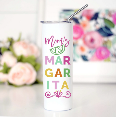 Mom's Margarita Travel Mug 20 oz.