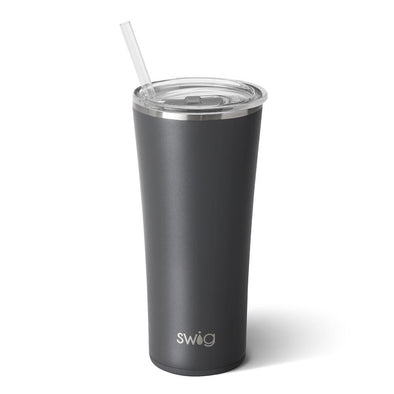 Swig 22oz Tumbler in Matte Grey