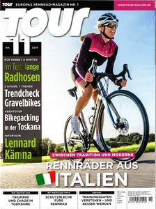 EXEPT Allroad article - Italian Pro Team Bike Vs. Italian Handbuilt // TOUR 11.19