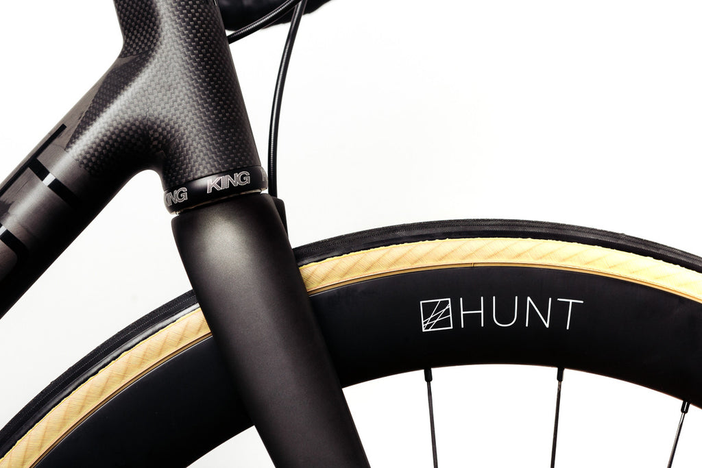 Argonaut Spacebike Disc x SRAM eTap HRD x Hunt Wheels