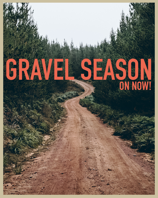 Gravel (sale) Season Is On