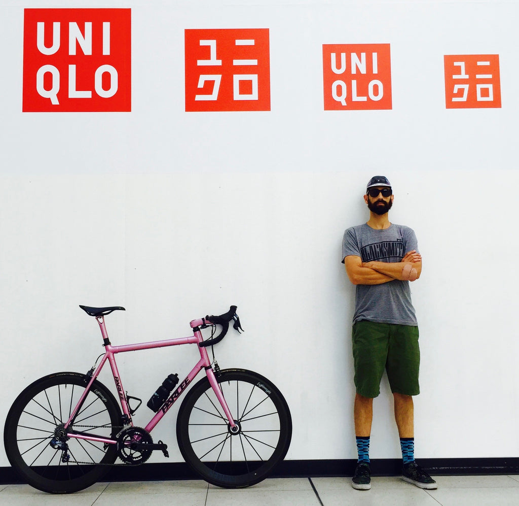 Blacksmith Meets Uniqlo