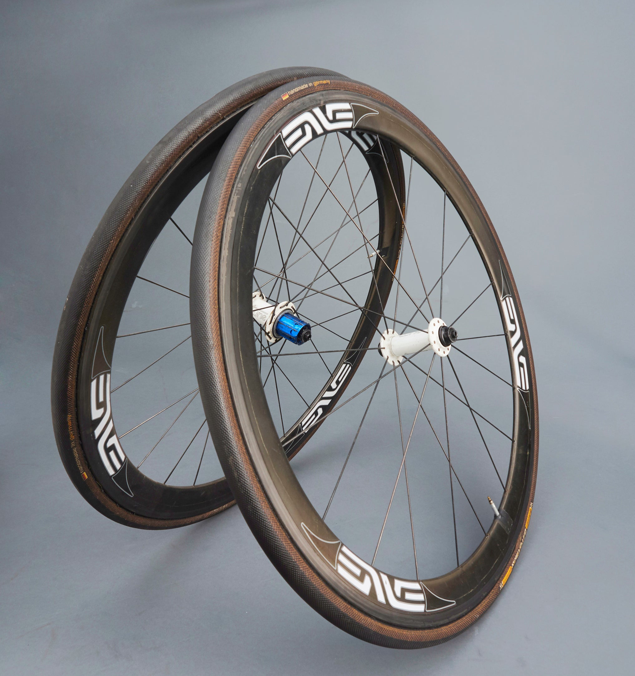 ENVE 4.5 Classic Tubulars on Tune Hubs