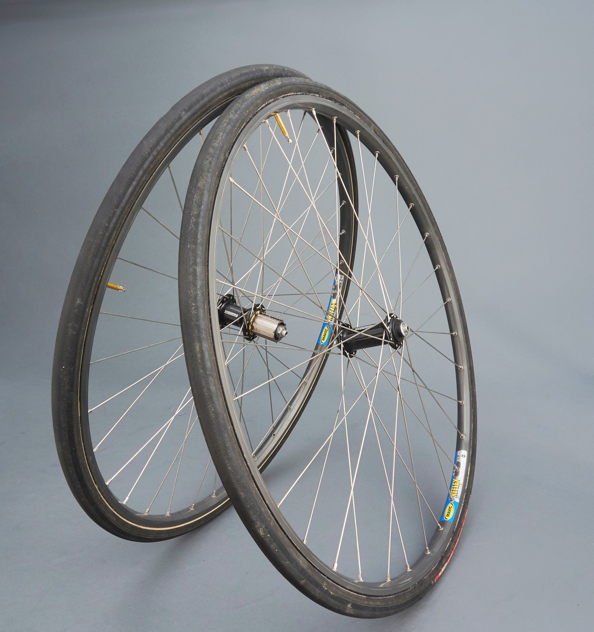 Mavic Reflex Rims on Campagnolo Record Hubs