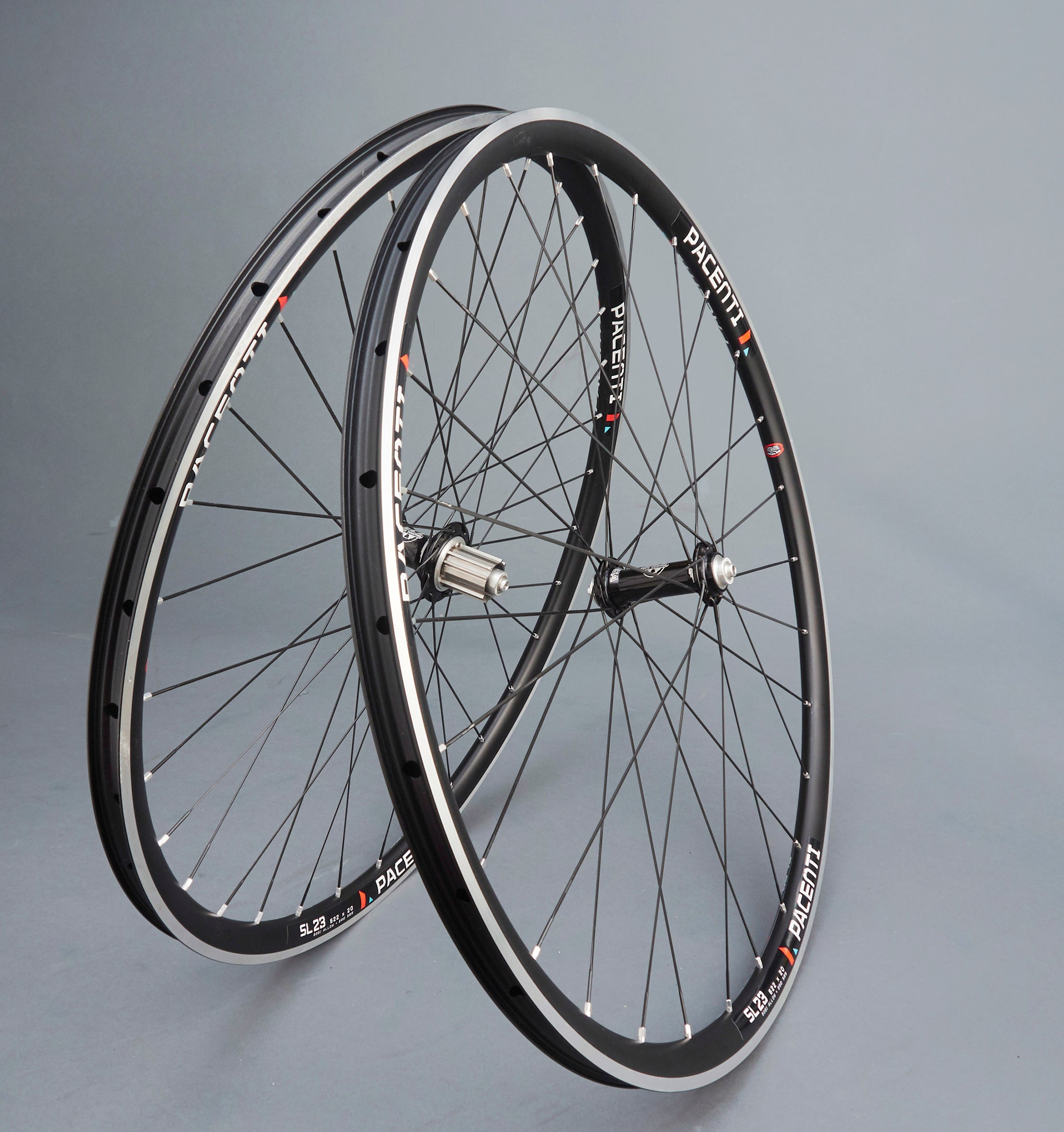 Pacenti SL23 Rims on White Industry Hubs