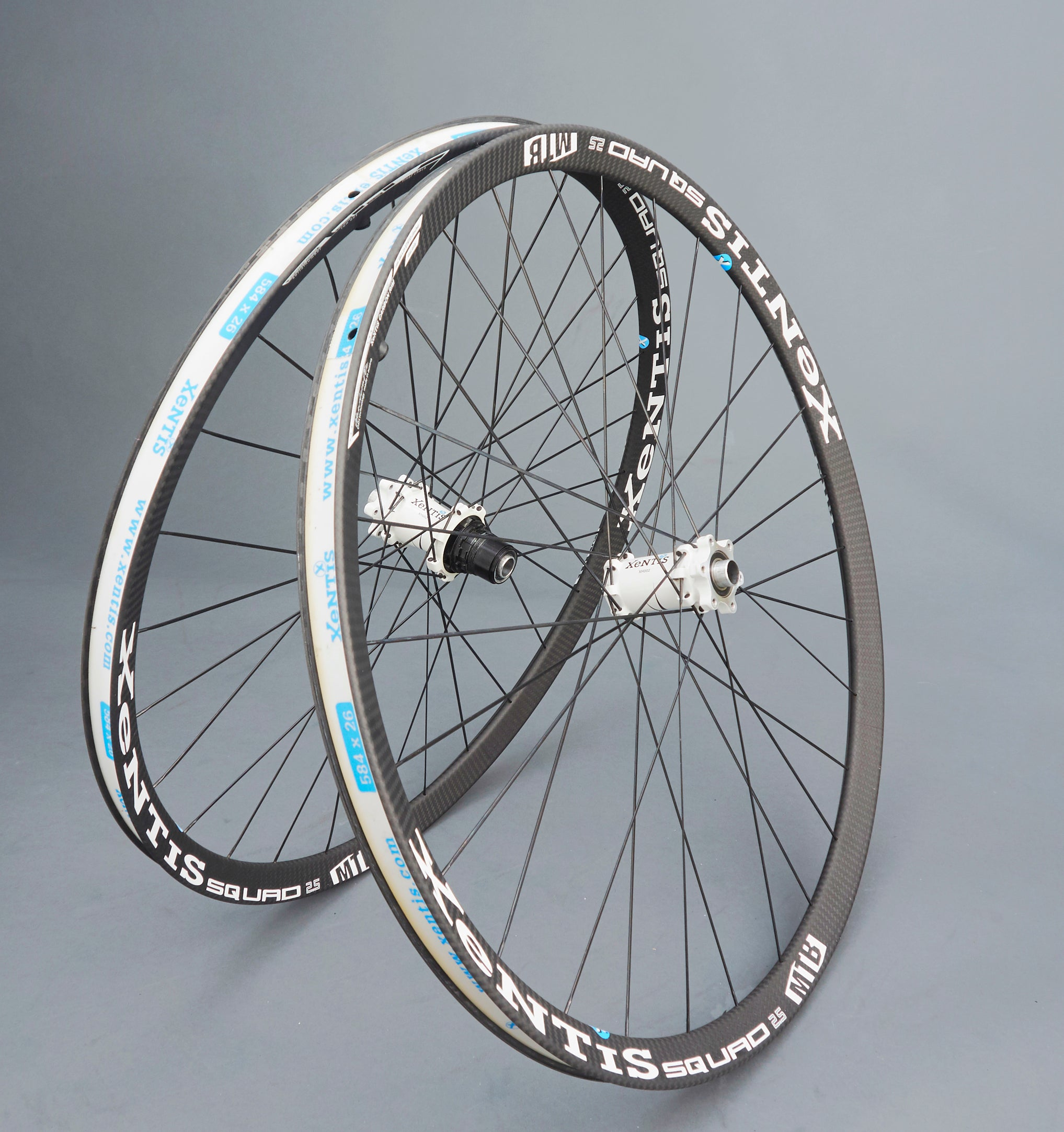 Xentis Squad 2.5 CC Carbon Clinchers
