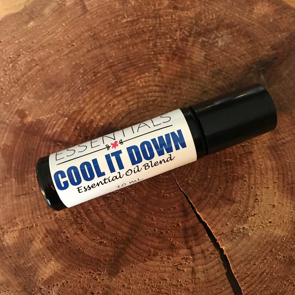 Cool It Down Essential Oil Blend