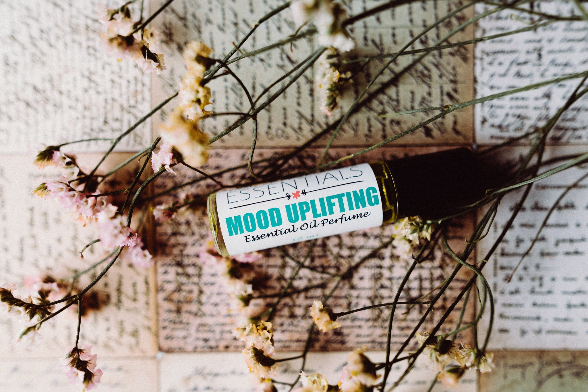 Mood Uplifting Essential Oil Blend