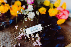 Nausea Essential Oil Blend