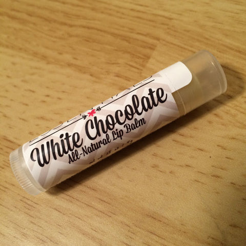 Lip Balm - White Chocolate