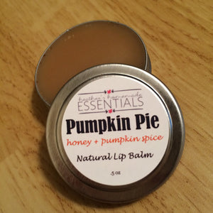 Lip Balm - Pumpkin Pie