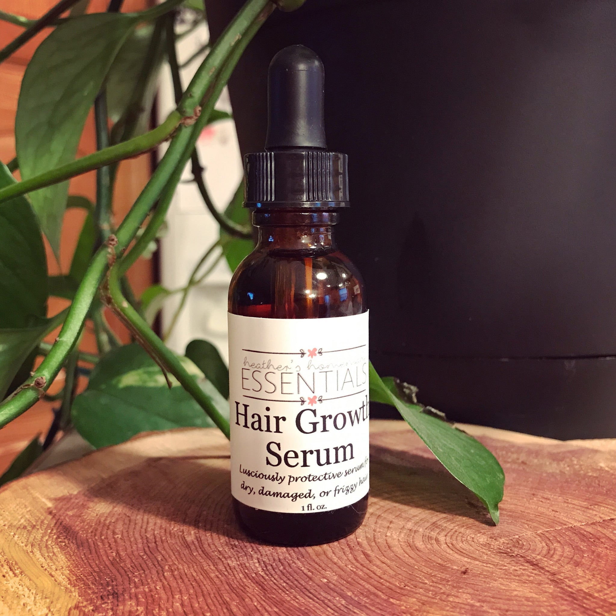Hair Growth Serum - All Natural + Nourishing