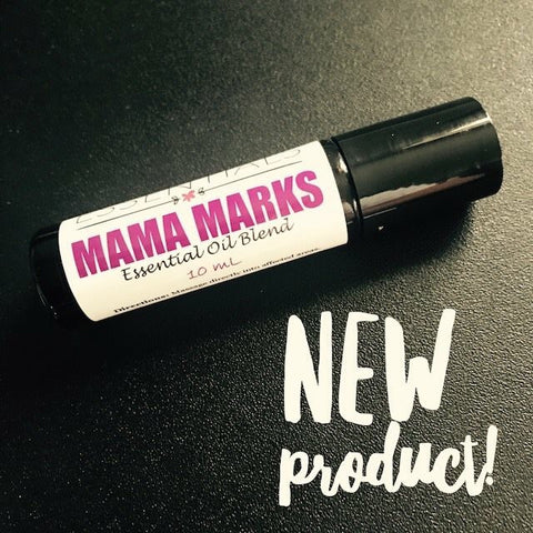 Mama Marks Essential Oil Blend